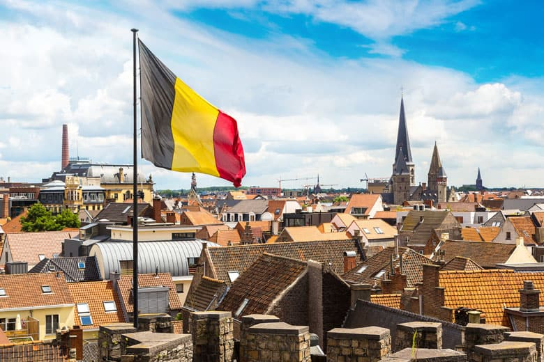Stedentrip België