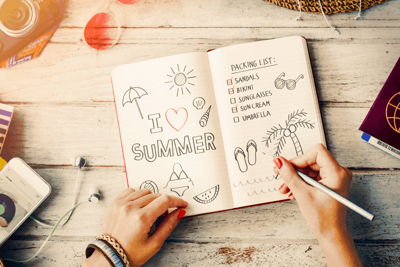 Inpakken Voor Een Weekendje Weg Bekijk En Download Onze Checklist