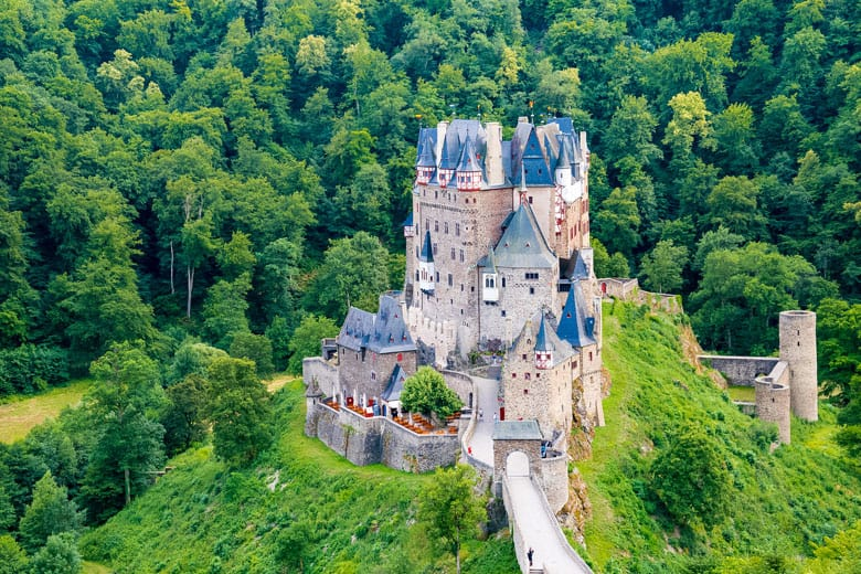 mooiste kastelen Duitsland