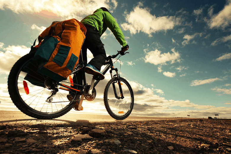 Lange afstand fietsroutes