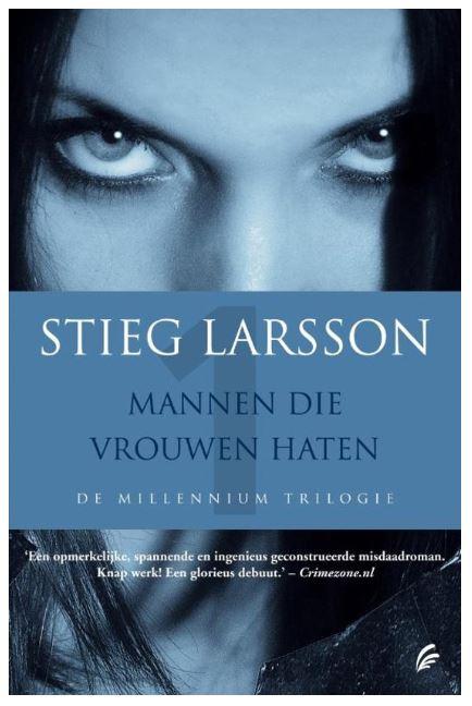 Mannen die vrouwen haten - Stieg Larson
