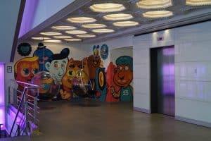 Lobby Hotel BLOOM!