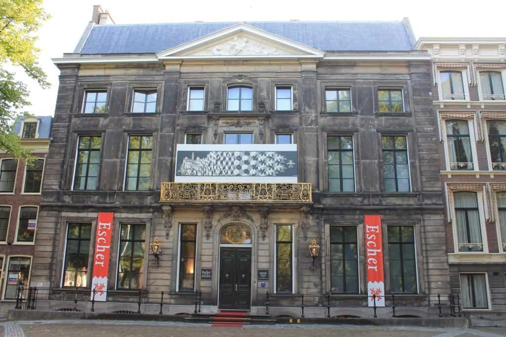 Esher museum Den Haag