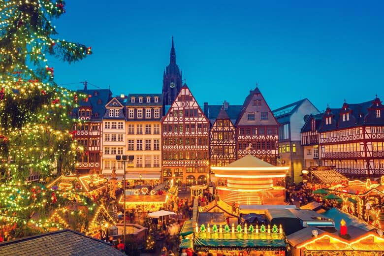 Kerstmarkt Duitsland