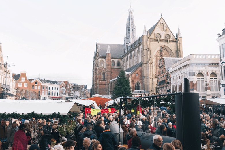 Kerstmarkt Haarlem