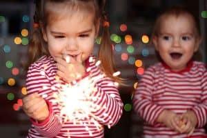 Waar Oud en Nieuw vieren met kinderen