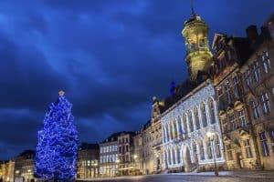 Kerst in Mons