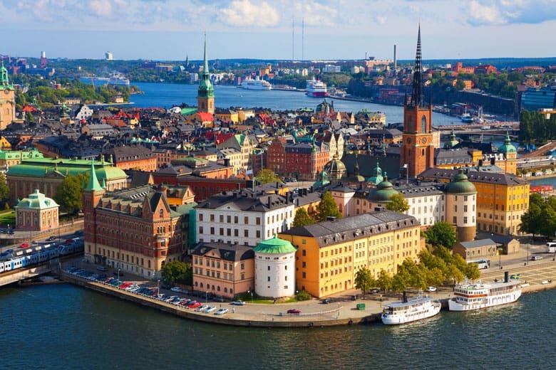 last minute Hemelvaart Stockholm