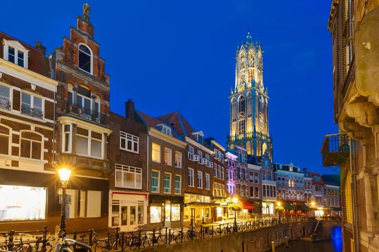 last minute Hemelvaart Utrecht