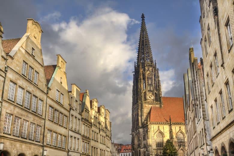 Münster bezienswaardigheden