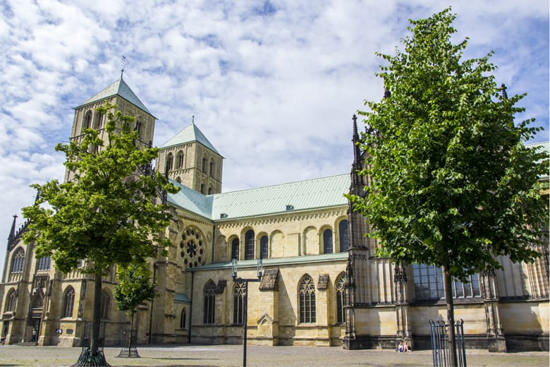Münster bexzienswaardigheden