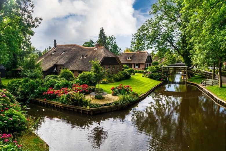 Onbekende plekken Nederland