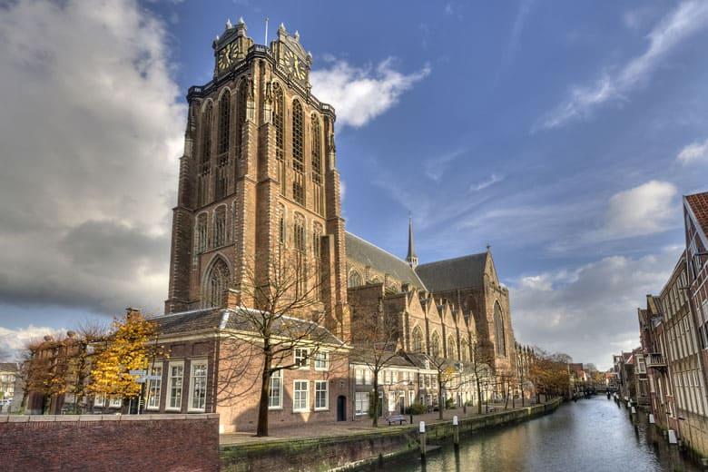 Dagje uit Dordrecht