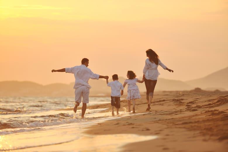 Weekendje weg met het gezin