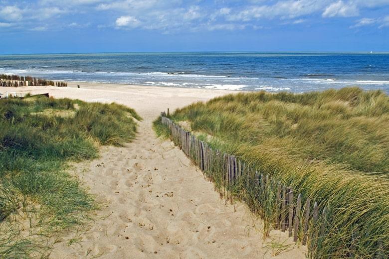 Top 10 Nederlandse stranden