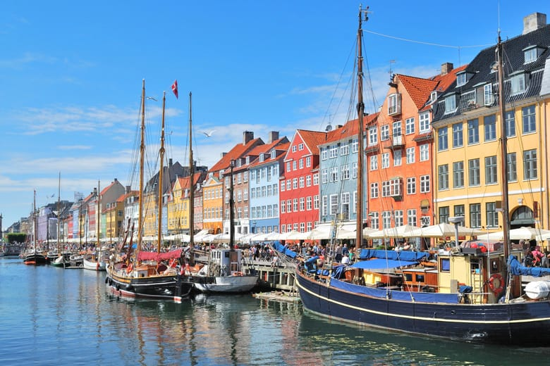 Rondreis Scandinavië Kopenhagen