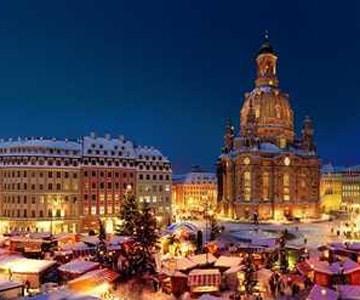Dresden---Kerstmarkt