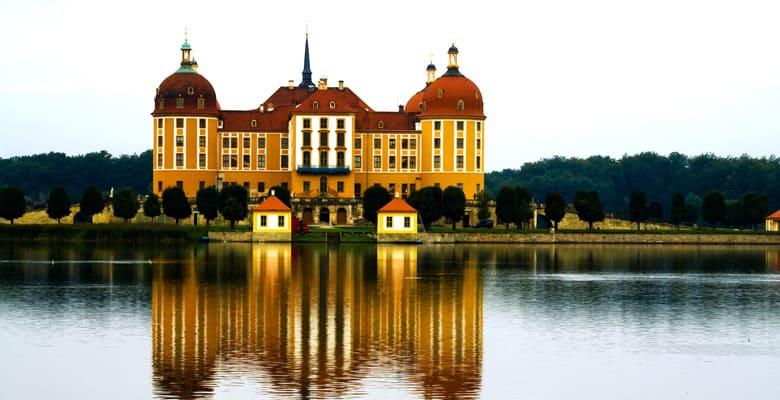 Dresden---Schloss-Moritzburg