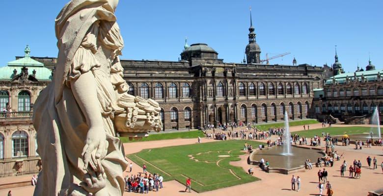 Dresden---Zwinger