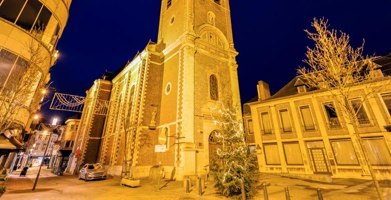 Winterland in Hasselt