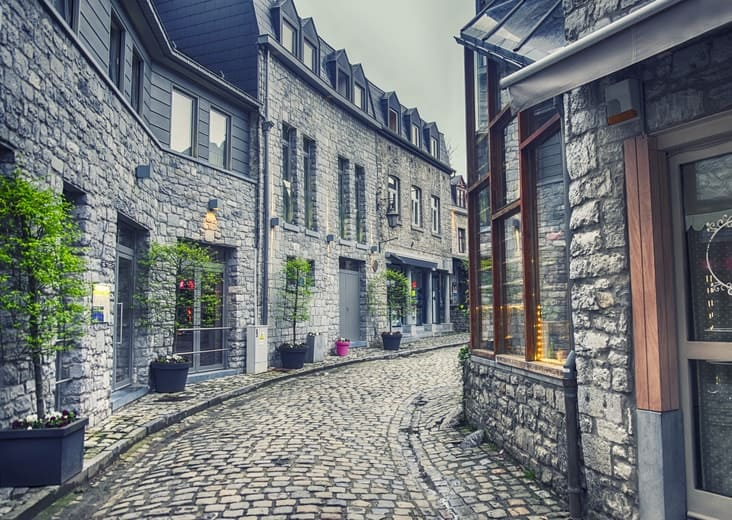 Leukste steden België Durbuy