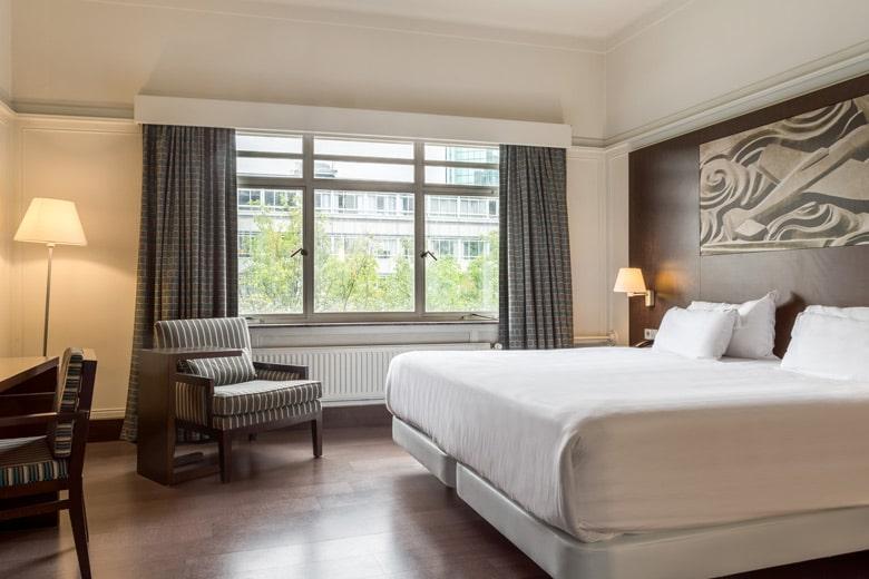Duurzaam hotel
