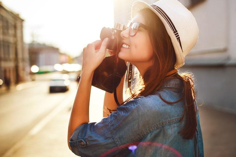 hoe maak je mooie foto's